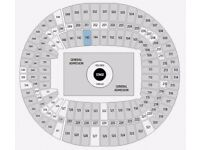 Adele Wembley London - 2 July - Lower seating 2 tickets