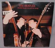 Beatles SEALED LP