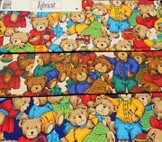 Bear Upholstery Fabric