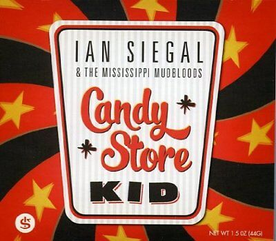 Used, Ian Siegal and The Mississippi Mudbloods - Candy Store Kid [CD] for sale  Shipping to Ireland