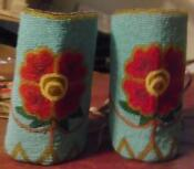 Native American Beaded Cuffs