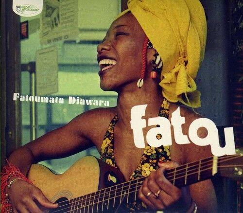 Fatoumata Diawara - Fatou [New CD]