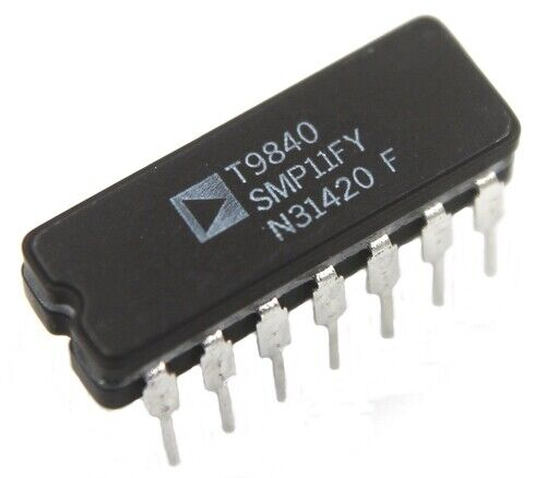 SMP11FY Analog Devices, Sample-and Hold Amplifier -,
