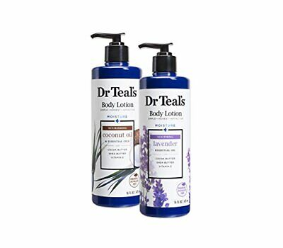 Teal And Lavender (Dr Teal's Body Lotion - Coconut and Lavender, 2 Count - 32oz)