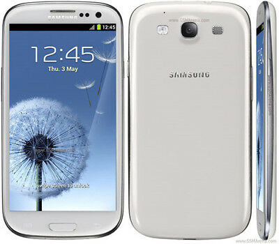 4.8'' Samsung Galaxy S III GT-I9300 Unlocked 16GB NFC WIFI Smartphone - White for sale  Shipping to Canada