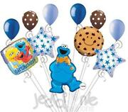 Cookie Monster Decorations