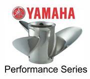 Yamaha Stainless Propeller