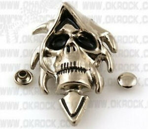 DIY-hot-exaggerate-skeleton-skull-head-rivets-clothing-rivets-leather-crafts