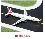 British Airways 1:400