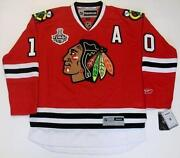 Chicago Blackhawks Jersey Sharp