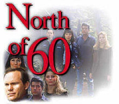 NORTH OF 60 COMPLETE SERIES AND ALL MOVIES DVD SET CANADIAN TV S
