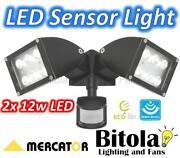 Twin Sensor Light