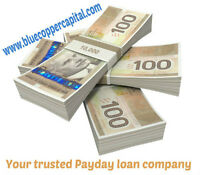Get cash today - Fast and easy PayDay loans in Vancouver
