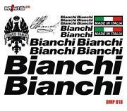 Bianchi Decals