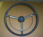 Roadrunner Steering Wheel