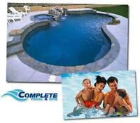 SWIMMING POOL LINERS SALE & INGROUND REPLACEMENT POOL LINERS!!