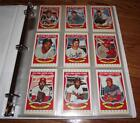 Kelloggs Complete Baseball Sets