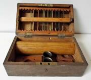 Microscope Slide Box