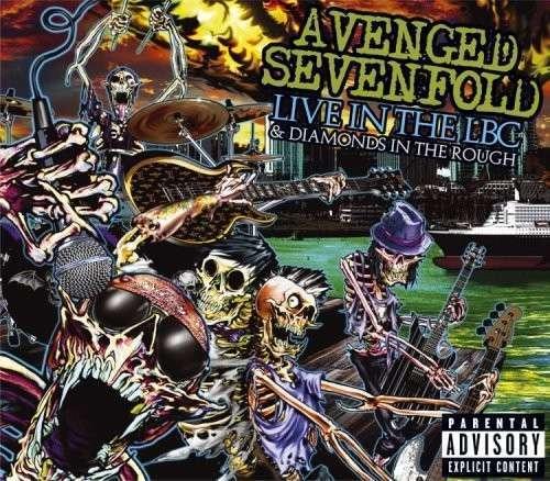 Live In Lbc & Diamonds In The Rough [2 CD] - Avenged Sevenfold WARNER BROS