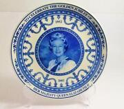 Golden Jubilee Plate