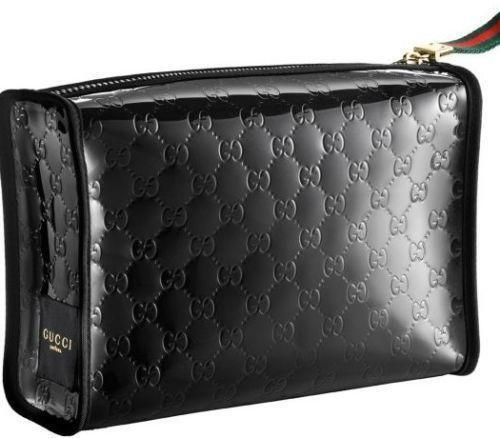 bbbbf938817d Gucci Wash Bag   eBay