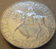 Five Pound Coin 1977