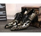 Paisley Formal Shoes for Men