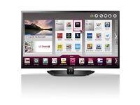 "LG 42"" smart tv build in wifi"