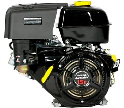 13HP Electric and Recoil Start Horizontal Shaft Engine