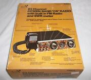 23 Channel CB Radio