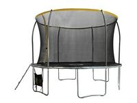 Trampoline 12' Sportspower for fitness and fun! Kids adore it!