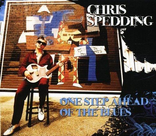 One Step Ahead Of The Blues - Chris Spedding (2009, CD NEU)