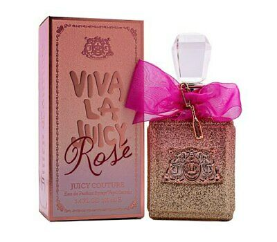 Juicy Couture Viva La Juicy Rose Perfume 3.4 Oz Edp For
