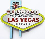 Las Vegas Belt Buckle