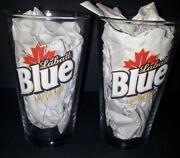 Labatt Blue Glass