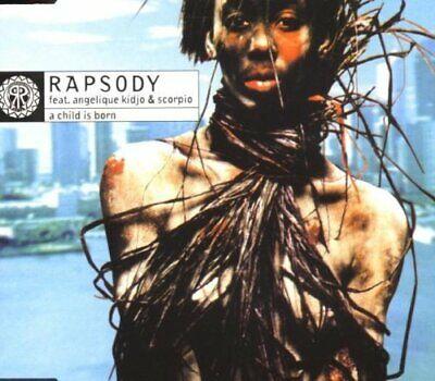 Rapsody A child is born (1999, feat. Angelique Kidjo & Scorpio..)  [Maxi-CD]