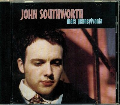 John Southworth   Mars Pennsylvania Rare Oop Orig Canadian Cabaret Pop Cd  Mint