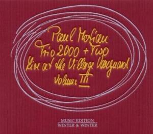 Paul Motian Trio 2000 + Two : Live At The Village Vanguard Vol.3 (2010) C.Potter
