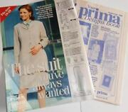 Sewing Patterns Size 20
