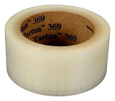 Genuine Scotch Tartan Box Sealing Tape 2 X 109 Yds 3 Pack