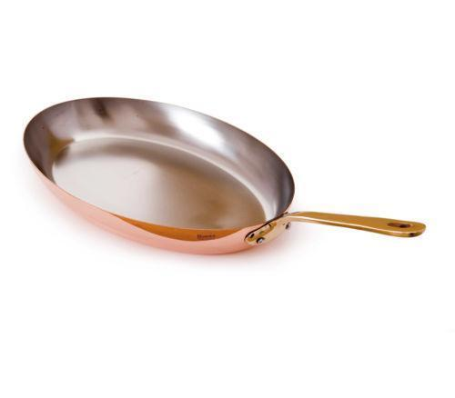 Copper Oval Pan Ebay