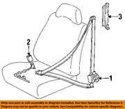 Toyota Seat Belt