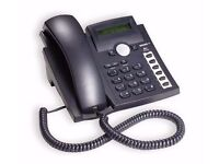 Voip telephone for sale - 1 or 2 units available bundle price for 2 units plus headset £50.00