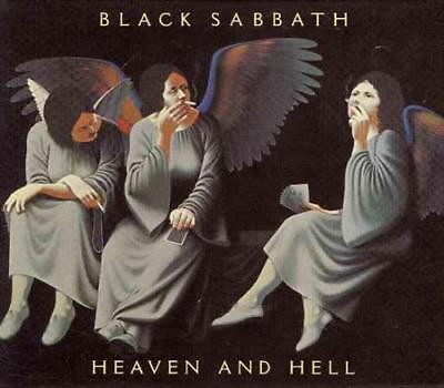 Black Sabbath Heaven And Hell - BLACK SABBATH - HEAVEN AND HELL [DELUXE EDITION] [DIGIPAK] NEW CD