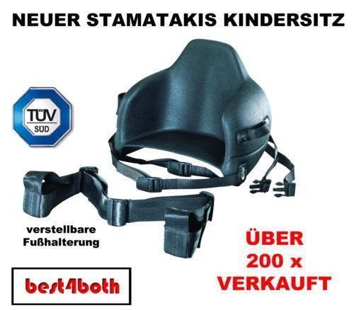 quad kindersitz motorrad kraftradteile ebay. Black Bedroom Furniture Sets. Home Design Ideas