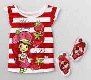 Strawberry Shortcake Toddler Clothes