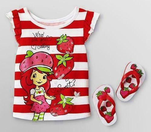 Strawberry store clothing