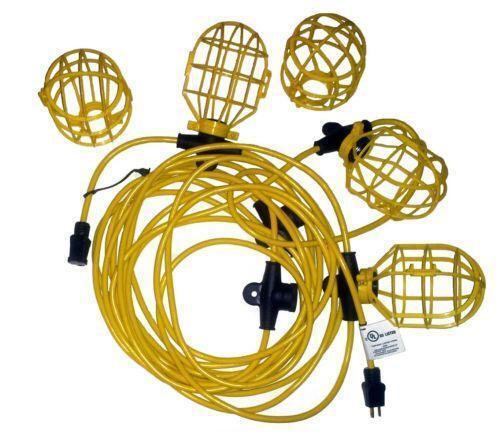 Gauge Outdoor Extension Cord