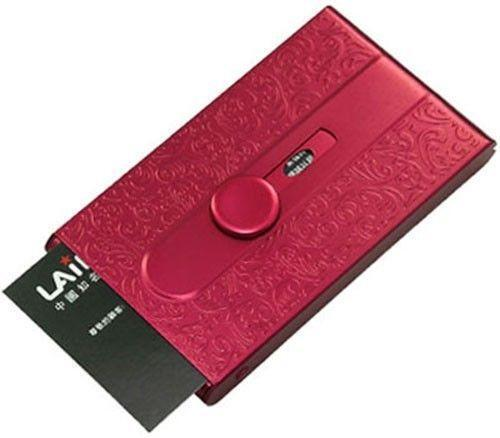 Womens business card case ebay for Business cards for women