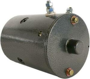 Snow Plow Mount Fisher / Western Horizontal Mount Pump and Reservoir Assembly